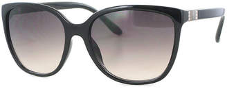 Cat Eye GLANCE Glance Full Frame UV Protection Sunglasses-Womens