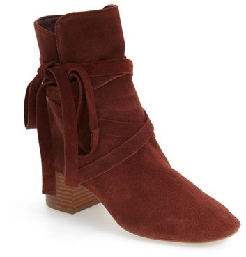 Topshop Women's Topshop 'Anabel' Lace-Up Boots