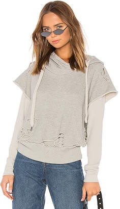 NSF Ray Jersey Sleeve Pullover