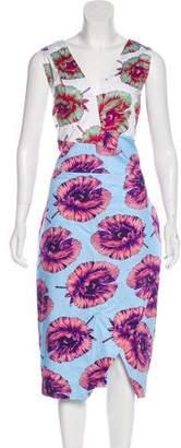 Altuzarra Sleeveless Midi Dress w/ Tags