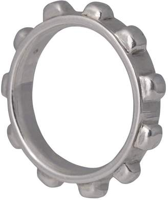 Edge Only - Worry Ring Ladies in Silver