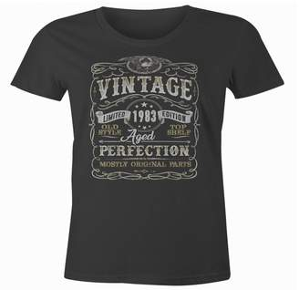 You've Got Shirt Vintage 34th Birthday Gift Shirt for Women Born in 1983 T-Shirt