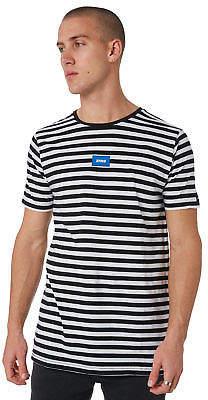 Zanerobe New Men's Label Flintlock Mens Tee Short Sleeve Cotton Pu Black