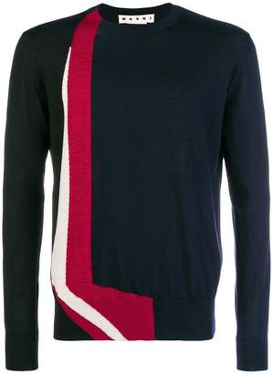 Marni long-sleeve sweater