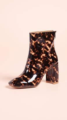 Jaggar Gloss Booties