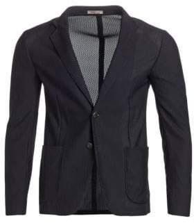 Giorgio Armani Mesh Jacket