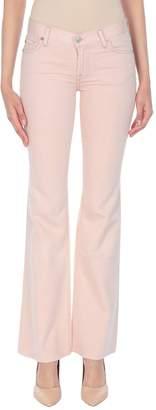7 For All Mankind Denim pants - Item 42563328LF