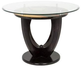 Inlaid Wood Center Table