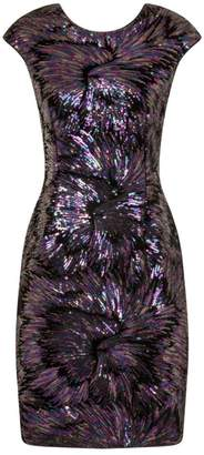 688b76c61364 Dorothy Perkins Womens **Little Mistress Multi Colour Sequin Bodycon Dress