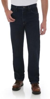 Rustler Mens Regular Fit Bootcut Jean