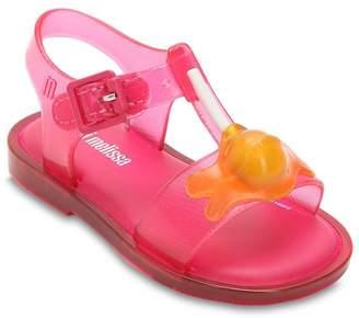 Mini Melissa Lollipop Rubber Sandals