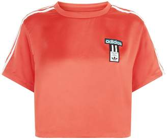 adidas Adibreak Cropped T-Shirt