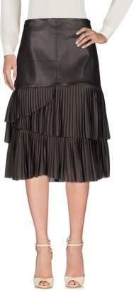 Jitrois 3/4 length skirts