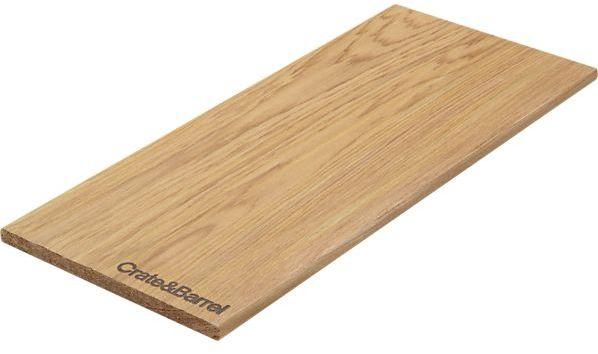 Crate & Barrel Cedar Grilling Plank
