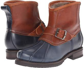 Frye Veronica Duck Engineer Women's Pull-on Boots