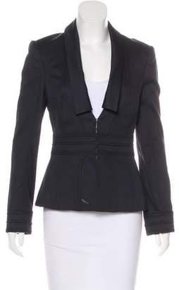 Zac Posen Structured Long Sleeve Blazer w/ Tags