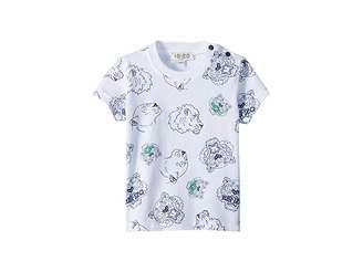 Kenzo Tee Shirt Tiger Print (Infant)