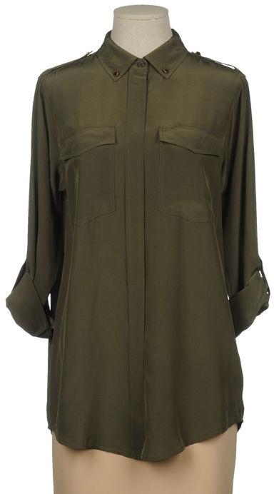 MICHAEL MICHAEL KORS Shirt with 3/4-length sleeves