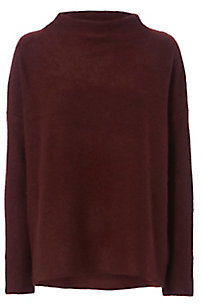 Vince Funnel Neck Sweater $385 thestylecure.com