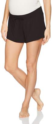 Ingrid & Isabel Women's Maternity Lounge Short
