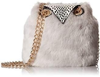 Betsey Johnson Kitsch Give A Hoot Owl Crossbody Bag