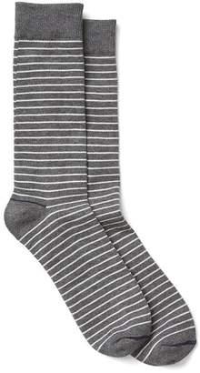 Gap Thin stripe crew socks