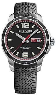 Chopard Men's Mille Miglia GTS Power Control Automatic Stainless Steel & Rubber Strap Watch