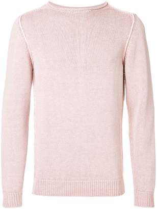 Dondup exposed seam jumper