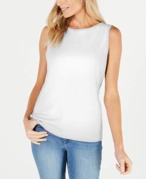 23dc8e69598a4 Karen Scott White Tops For Women - ShopStyle Australia