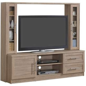 Brayden Studio Bowery Entertainment Center for TVs up to 50""