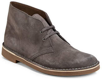 Clarks Bushacre 2 Leather Boots