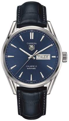 Tag Heuer Carrera Calibre 5 Day Date Automatic Watch
