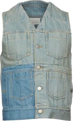 Maison Margiela Denim outerwear - Item 42630230XR