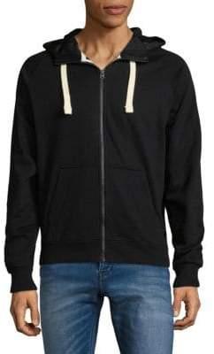 G Star Full Zip Hooded Sweatshirt