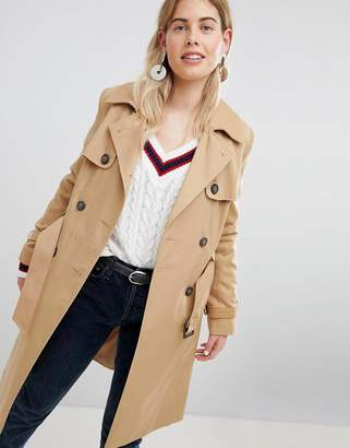 New Look Structured Trench Trench Coat