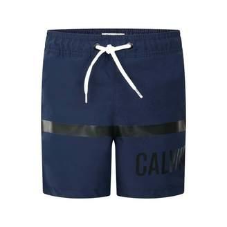 Calvin Klein Calvin KleinBoys Navy Swim Shorts