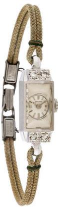 Bulova Vintage Watch $375 thestylecure.com