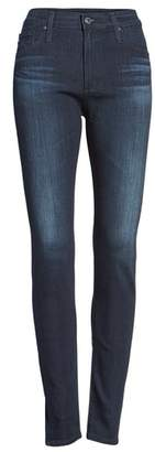 AG Jeans The Farrah High Waist Skinny Jeans