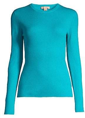 Michael Kors Women's Crewneck Cashmere Knit