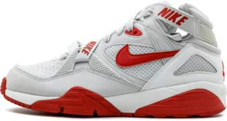 Nike Womens Air Trainer Max '91 Neutral Grey/Sport Red