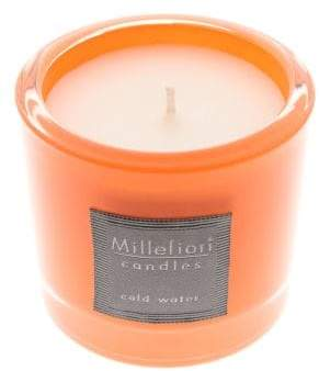 Millefiori Cold Water Jar Candle
