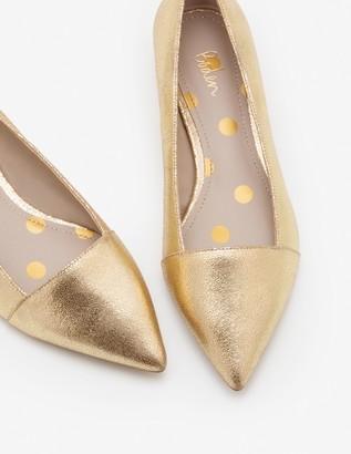 Josie Low Heels