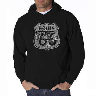 LOS ANGELES POP ART Los Angeles Pop Art Long Sleeve Hoodie