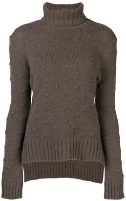 Asolo Borgo タートルネック セーター