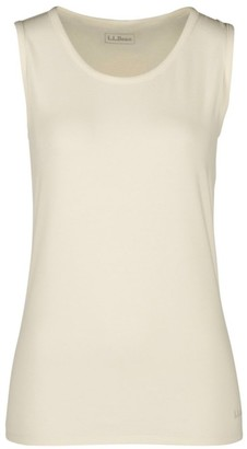 L.L. Bean L.L.Bean Women's Heat Keepers Everyday Long Underwear Tank