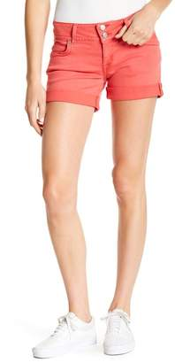 Hudson Ruby Mid Thigh Shorts