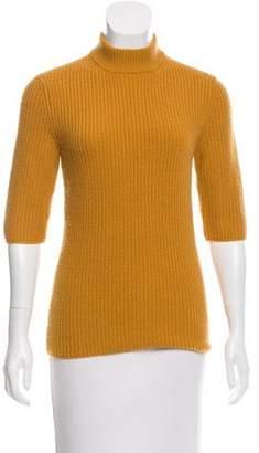 Michael Kors Cashmere Rib Knit Sweater