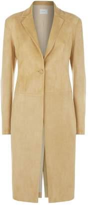 The Row Pryor Suede Coat