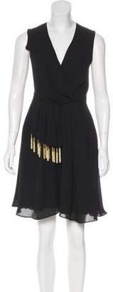 Altuzarra Crepe A-Line Dress