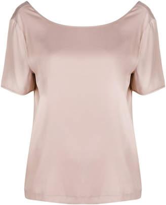 Tonello scoop neck T-shirt